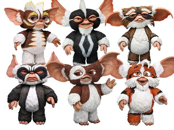 *PRE-SALE* Gremlins 2 Mogwai Set of 6 Action Figures