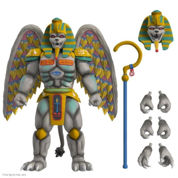 *PRE-SALE* Mighty Morphin Power Rangers Ultimates Wave 2 King Sphinx Action Figure