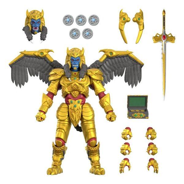 *PRE-SALE* Mighty Morphin Power Rangers Ultimates Wave 1 Goldar Action Figure