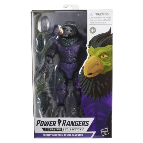 Mighty Morphin Power Rangers Lightning Collection Wave 9 Tenga Action Figure