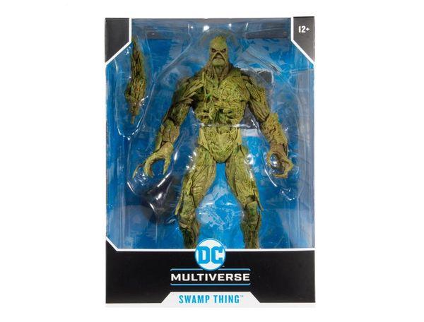 *PRE-SALE* DC Multiverse Rebirth Swamp Thing Mega Action Figure
