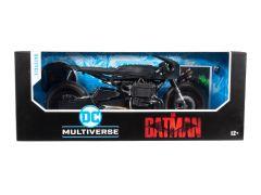 *PRE-SALE* DC Multiverse The Batman Batcycle Vehicle