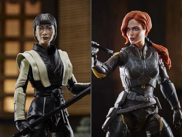 *PRE-SALE* Snake Eyes: G.I. Joe Origins Classified Series Wave 6 Set of 2 Figures