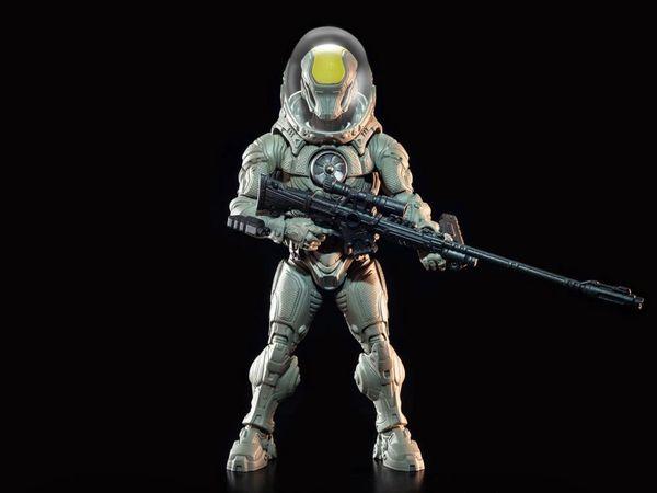 *PRE-SALE* Cosmic Legions T.U.5.C.C. Sentry Action Figure