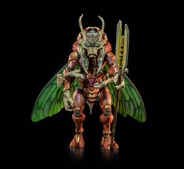 *PRE-SALE* Cosmic Legions Sphexxian Block Commander Deluxe Action Figure