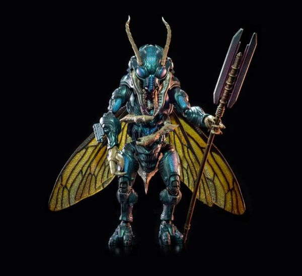*PRE-SALE* Cosmic Legions Sphexxian Prison Guard Deluxe Action Figure