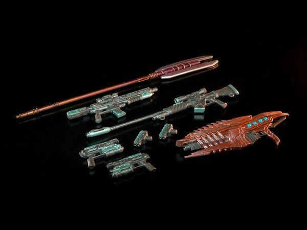 *PRE-SALE* Cosmic Legions T.U.5.C.C. Hands Accessory Pack