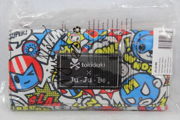 Ju-Ju-Be x Tokidoki Be Rich Wallet in Sweet Victory PLACEMENT B