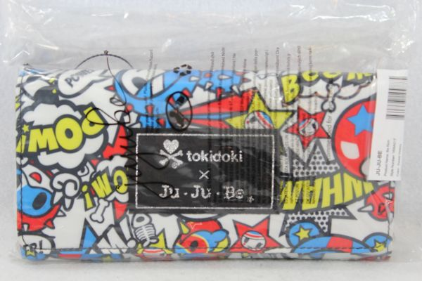 Ju-Ju-Be x Tokidoki Be Rich Wallet in Sweet Victory PLACEMENT C