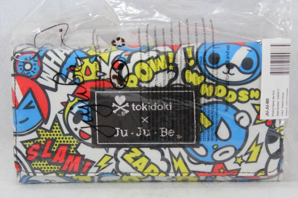 Ju-Ju-Be x Tokidoki Be Rich Wallet in Sweet Victory PLACEMENT D