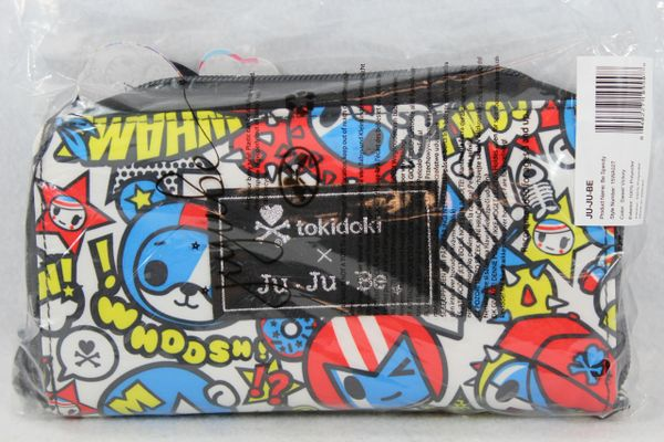 Ju-Ju-Be x Tokidoki Be Spendy Wallet in Sweet Victory - PLACEMENT C