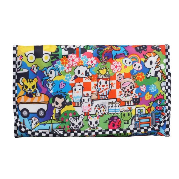 Ju-Ju-Be x tokidoki Changing Pad in Sushi Cars