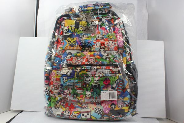 Ju-Ju-Be x tokidoki Be Packed in Sushi Cars - PLACEMENT A Palette Biscotti Latte