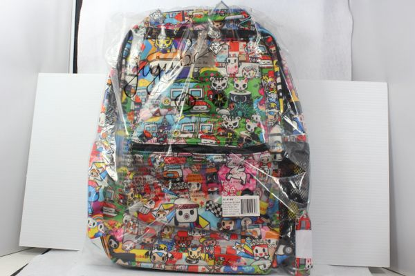Ju-Ju-Be x tokidoki Be Packed in Sushi Cars - PLACEMENT B Popcorn Palette