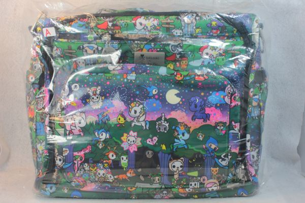 Ju-Ju-Be x tokidoki B.F.F. bff in Camp Toki Placement A Star Fairy Galactica