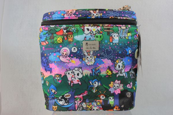 Ju-Ju-Be x Tokidoki Fuel Cell in Camp Toki - PLACEMENT F Dreamer Rosa Latte Star Fairy