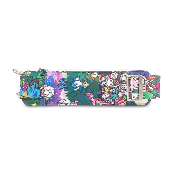 Ju-Ju-Be Tokidoki Messenger Strap in Camp Toki