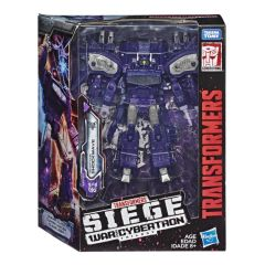 Transformers Siege War for Cybertron Shockwave Action Figure