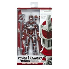 Power Rangers Lighting Collection Mighty Morphin Evil Lord Zedd Action Figure