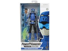 Power Rangers Lighting Collection Beast Morphers Blue Ranger Action Figure
