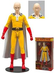 McFarlane Toys One-Punch Man Saitama 7 Action Figure