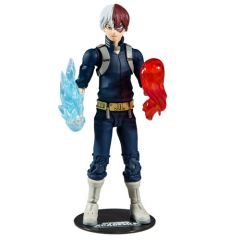 McFarlane Toys My Hero Academia Shoto Todoroki 7 Action Figure