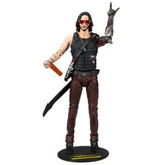McFarlane Toys Cyberpunk 2077 Johnny Silverhand 7 Action Figure