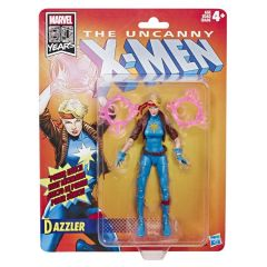 Marvel Legends The Uncanny X-Men Retro Collection Dazzler Action Figure