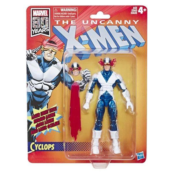 Marvel Legends The Uncanny X-Men Retro Collection Cyclops Action Figure