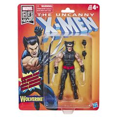 Marvel Legends The Uncanny X-Men Retro Collection Wolverine Action Figure