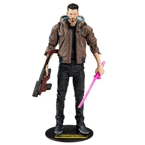 McFarlane Toys Cyberpunk 2077 V 7 Action Figure