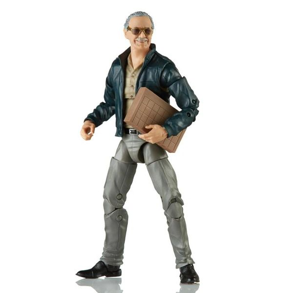 Marvel Comics 80th Anniversary Marvel Legends Stan Lee Action Figure