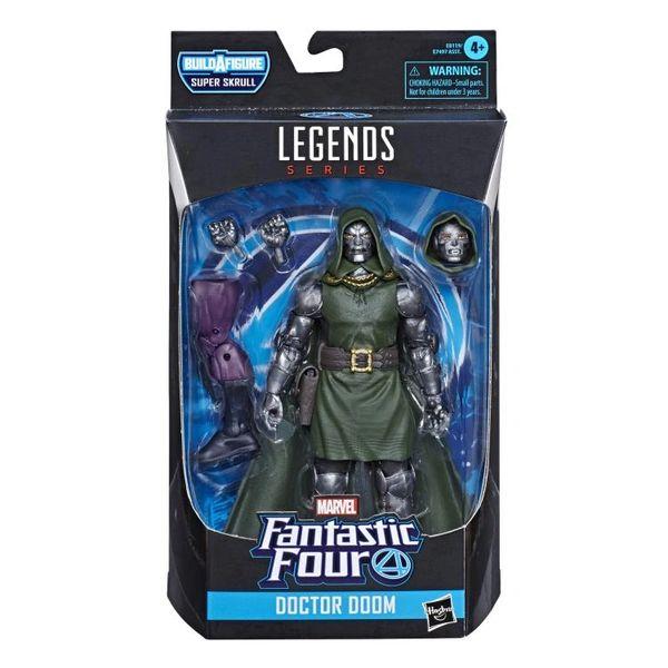 Fantastic Four Marvel Legends Dr. Doom Action Figure