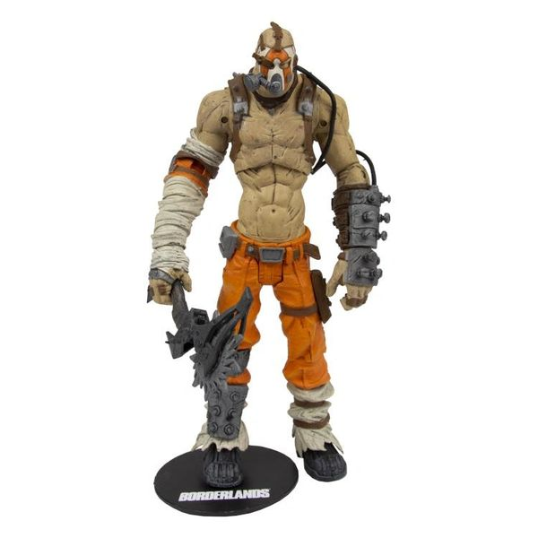 McFarlane Toys Borderlands Krieg 7 Action Figure