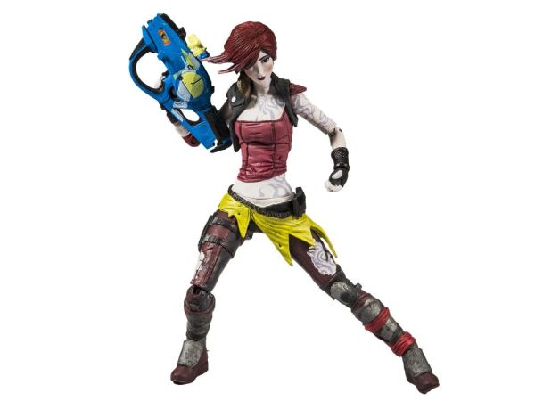 McFarlane Toys Borderlands Lilith 7 Action Figure
