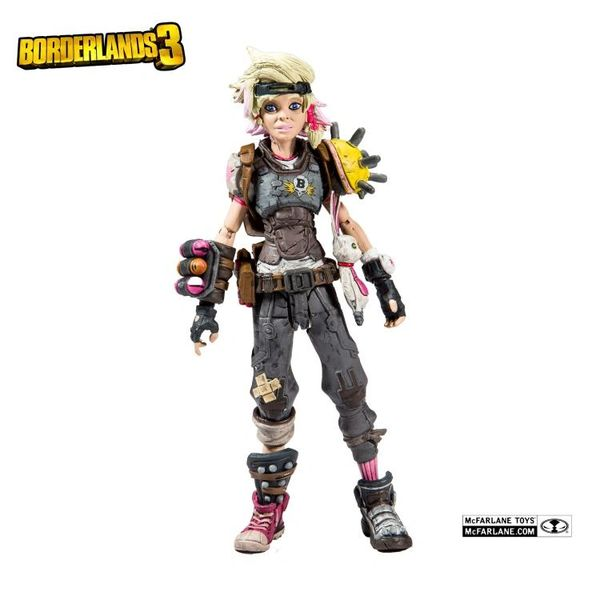 McFarlane Toys Borderlands 3 Tiny Tina 7 Action Figure