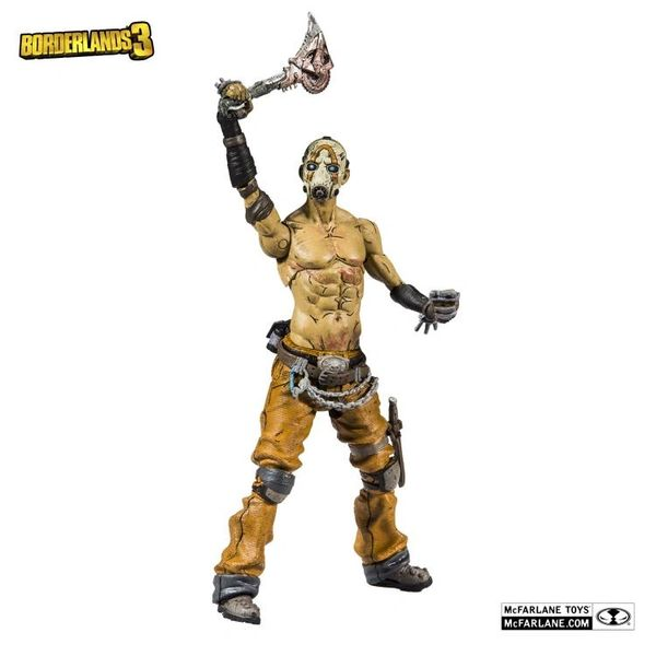 McFarlane Toys Borderlands 3 Psycho 7 Action Figure