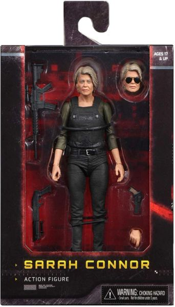 NECA Terminator Dark Fate Sarah Connor 7 Action Figure