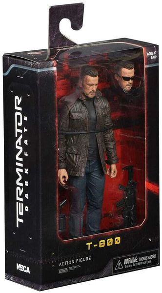NECA Terminator Dark Fate T-800 7 Action Figure