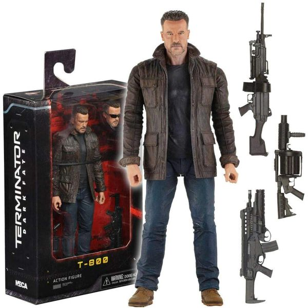 NECA Terminator Dark Fate T-800 7 Action Figure
