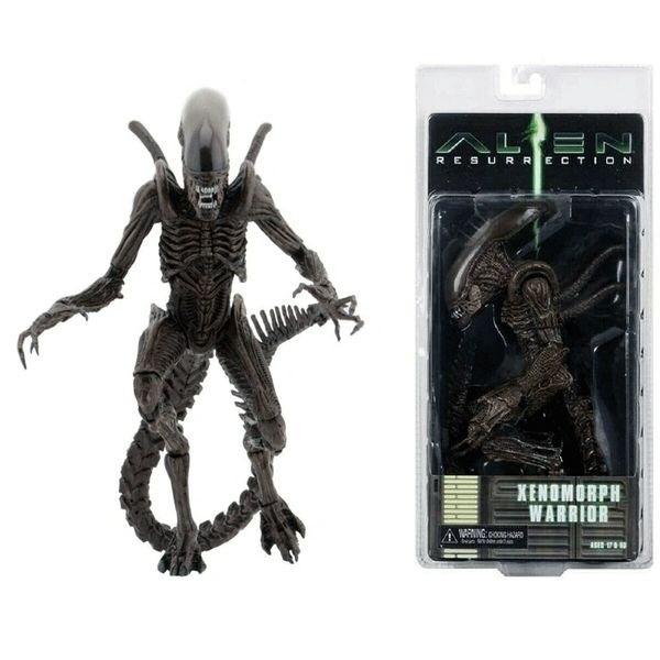 NECA Alien Resurrection Xenomorph Warrior 7 inch Action Figure