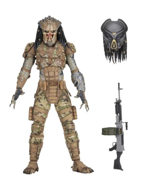 NECA The Predator Ultimate Emissary Predator II 8 inch Action Figure