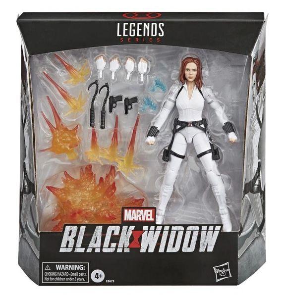 Black Widow Marvel Legends Black Widow Deluxe Action Figure