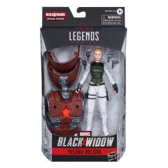 Black Widow Marvel Legends Yelena Belova Action Figure