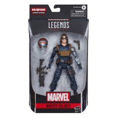 Black Widow Marvel Legends Winter Soldier Action Figure