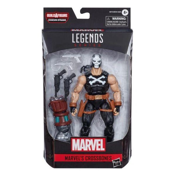 Black Widow Marvel Legends Crossbones Action Figure