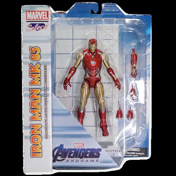 Marvel Select Avengers Endgame Mark 85 Iron Man Action Figure