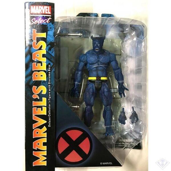 Marvel Select X-Men Beast Action Figure