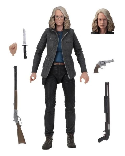 NECA Halloween Ultimate Laurie Strode Action Figure