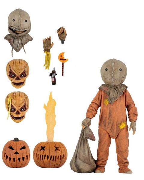 NECA Trick 'R Treat Ultimate Sam Action Figure